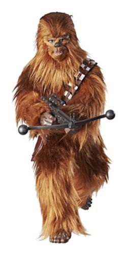 Star Wars Forces of Destiny Chewbacca Figure, 11-in Product image