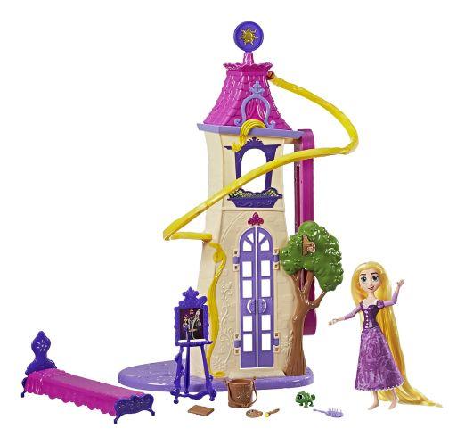 Disney Raiponce, Château Échappée entremêlée Image de l'article