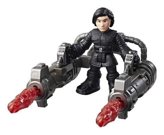 Star Wars Galactic Heroes Deluxe Vehicle & Figure, Assorted Product image