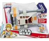 Star Wars Galactic Heroes Deluxe Vehicle & Figure, Assorted | Star Warsnull