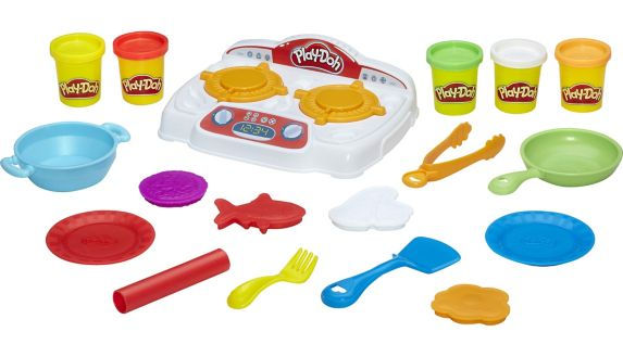 Play-Doh Sizzlin' Stovetop