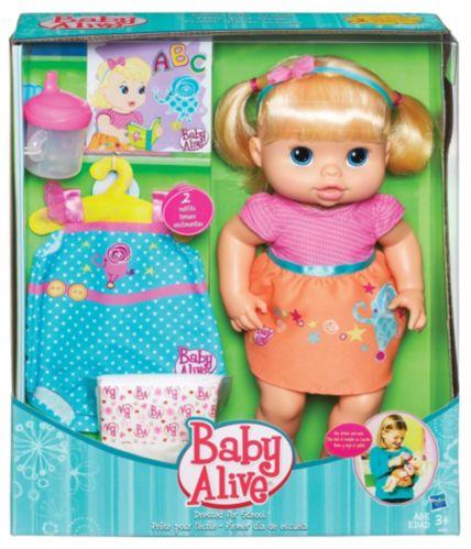 Poupée Baby Alive à l'école Image de l'article