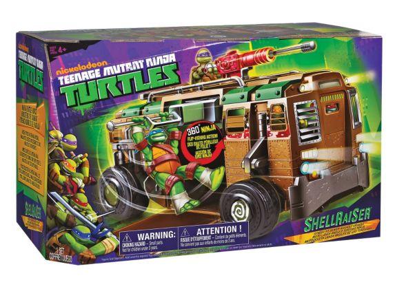 Teenage Mutant Ninja Turtles Sewer Subway Car Product image