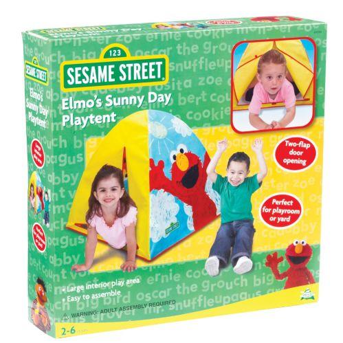 Sesame Street Elmo's Sunny Day Playtent Product image