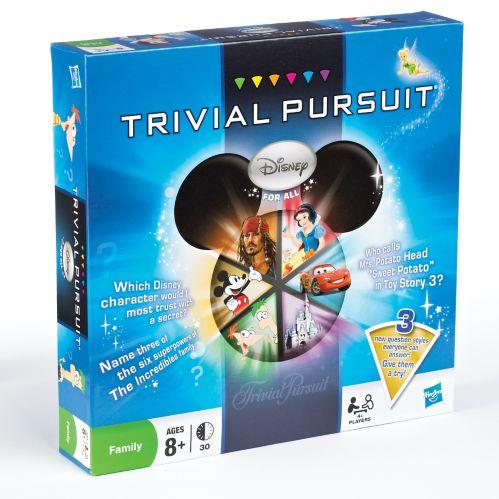 Jeu Trivial Pursuit ultime Disney Image de l'article