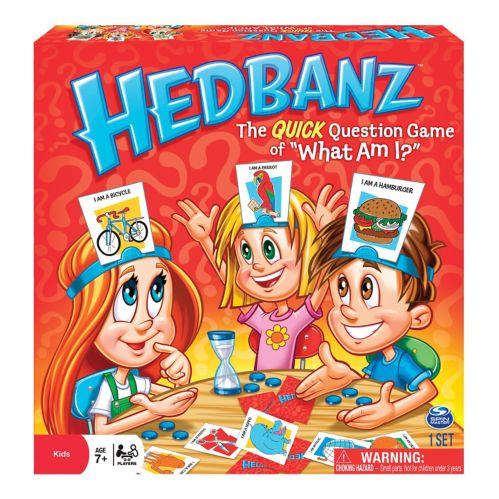 Jeu Hedbanz for Kidz