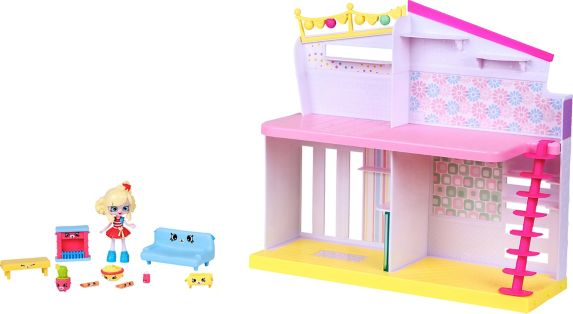 Maisonnette heureuse Shopkins Happy Places