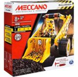 S.T.E.M Building Kit, Meccano Bulldozer/Race Buggy | Meccanonull