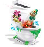 Figurines Flush Force Bizarre Bathroom, paq. 8 | Vendor Brandnull