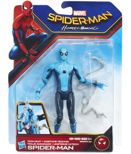 Spider-Man Web City Figures, Assorted, 6-in Product image