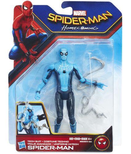 Figurines Spider-Man la Cité de toile, choix variés, 6 po Image de l'article