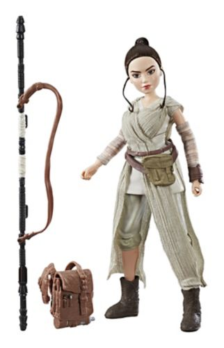 Star Wars Forces of Destiny Adventure Figures, Assorted, 11-in Product image