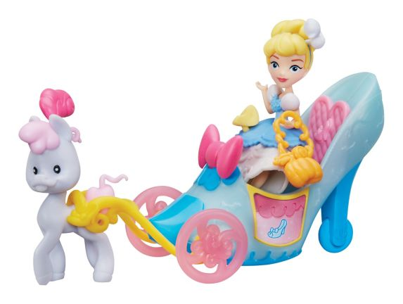 Disney Princess Small Doll Vehicle, Assorted Product image