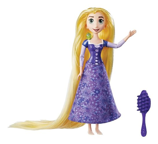 Princesses Disney, figurine musicale Raiponce Image de l'article