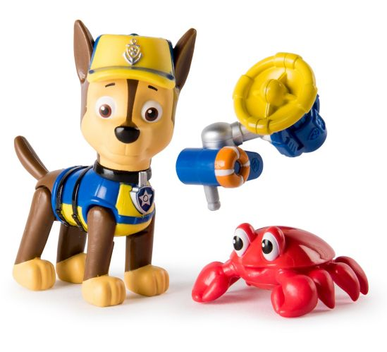PAW Patrol Action Pack Pup Sea Patrol, Assorted Product image