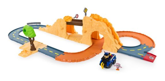 PAW Patrol Roll Patrol Chase's Off-Road Rescue Playset Product image