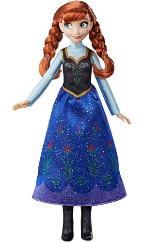 Frozen Classic Anna Doll, 11-in