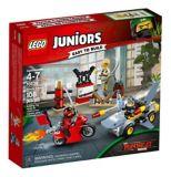 L'attaque du requin LEGO Juniors, 108 pces | Legonull