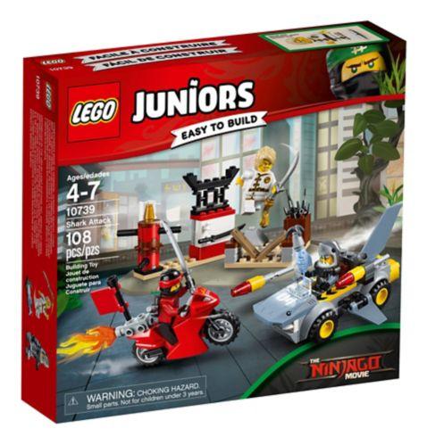 L'attaque du requin LEGO Juniors, 108 pces Image de l'article