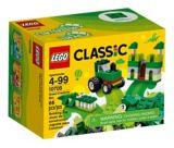 LEGO Classic Green Creativity Box, 66-pc | Legonull