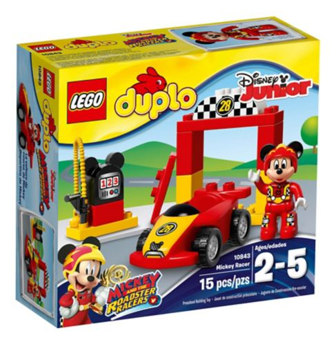 LEGO Duplo Mickey Racer, 15-pc Product image