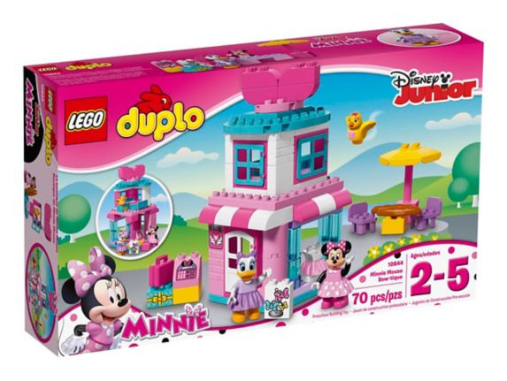 LEGO Duplo Minnie Mouse Bow-tique, 70-pc