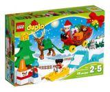 LEGO Duplo, Les vacances d'hiver du père Noël, 45pces | Legonull