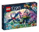 L'infirmerie cachée de Rosalyn LEGO Elves, 460 pces | Legonull