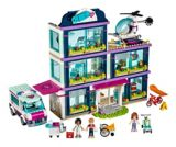 L'hôpital de Heartlake City LEGO Friends, 871 pces | Legonull