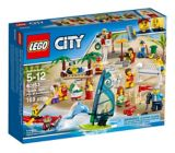 Ensemble de figurines LEGO City, Amusement à la plage, 169 pces | Legonull