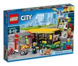 La gare d'autobus LEGO City, 337 pces | Legonull