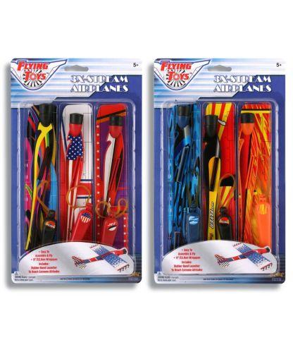 Avions en mousse Imperial Toy, paq. 3 Image de l'article