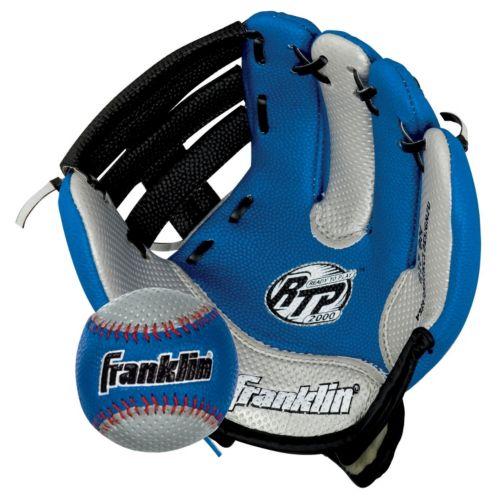 Gant et balle de baseball en mousse souple Franklin Air Tech, choix variés Image de l'article