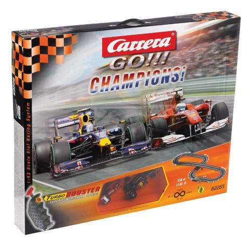 Piste de course électrique Go!!! CHAMPIONS! Image de l'article