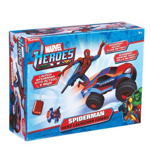 Lanceur combiné Marvel 2012, Spider-Man