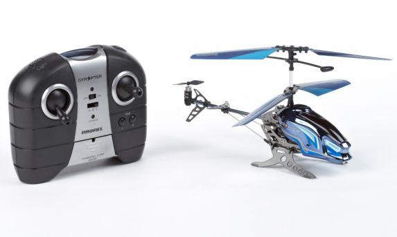 Hélicoptère téléguidé Gryropter Image de l'article
