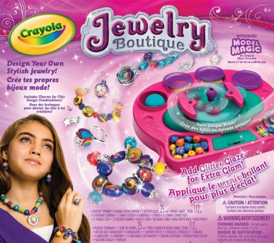 Atelier Crayola Jewelry Boutique Image de l'article