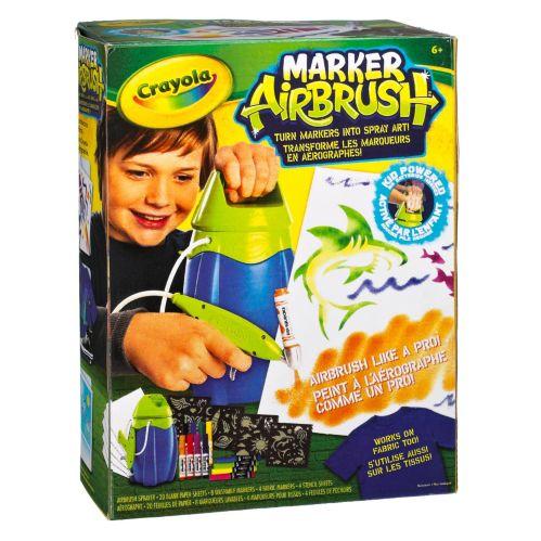 Marqueur-aérographe Crayola