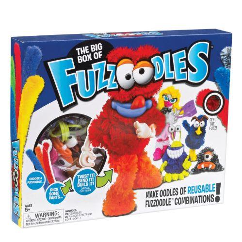 Boîte de jouets en peluche Fuzzoodles Image de l'article