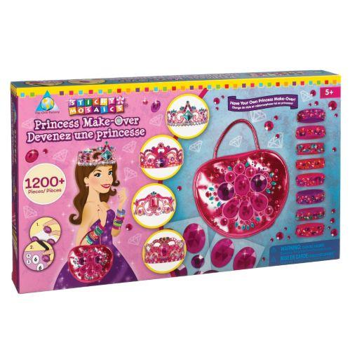 Boîte à bijoux de princesse Sticky Mosaics Image de l'article
