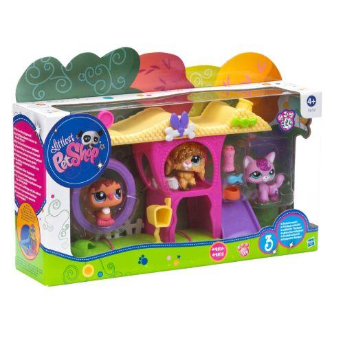 Littlest Pet Shop Mini Play Set & Pets Product image