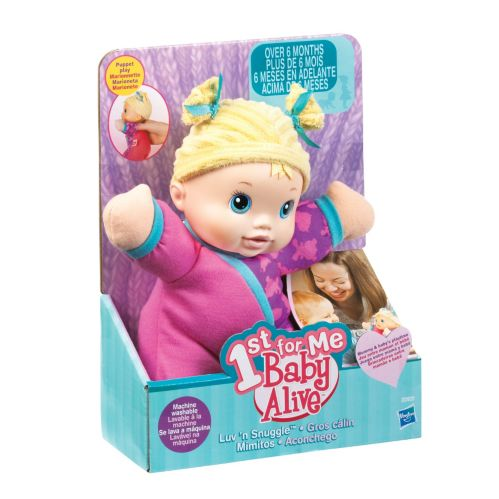Baby Alive Luv 'n Snuggle Doll