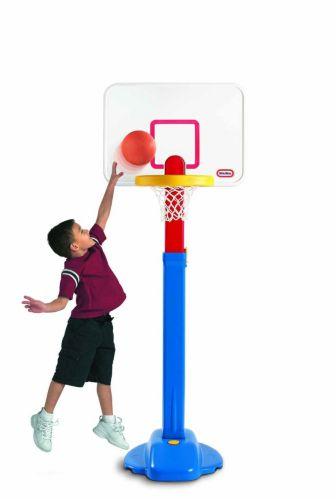 Little Tikes Adjust N' Jam Basketball Set Product image
