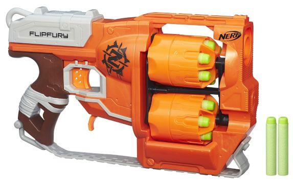 Nerf Zombie Strike FlipFury Product image
