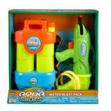 Pistolet à eau avec sac à dos Aqua Shot | Banzainull