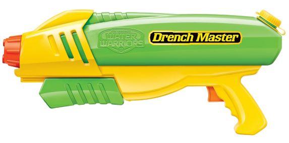 Pistolet à eau Water Warriors Drench Master
