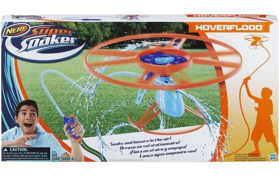 Arroseur Nerf Super Soaker Hoverflood