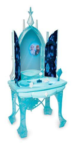 Coiffeuse en glace d'Elsa de La Reine des neiges 2 de Disney Image de l'article