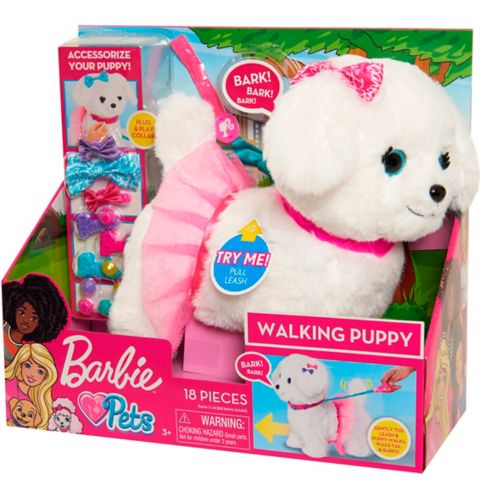 Chiot Barbie Walk and Wag