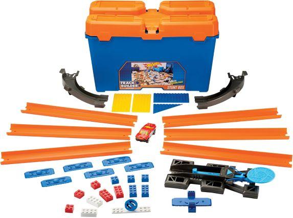 Hot Wheels Track Builder Stunt Box Set Product image